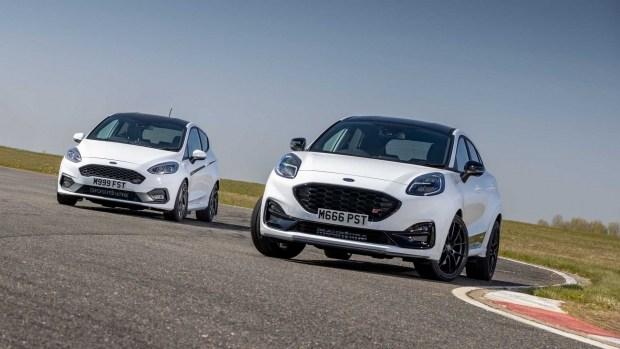 Mountune представил доработанные версии Ford Puma ST и Fiesta ST