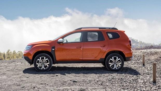 Dacia представила обновленный Duster