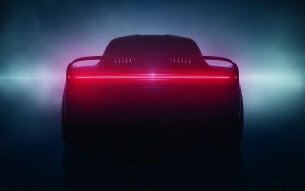 Внедорожный Porsche 911 представят на следующей неделе