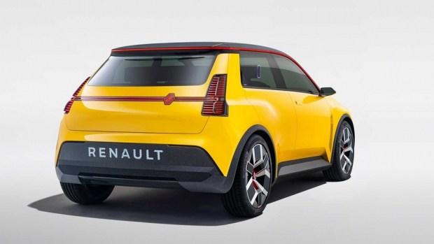 прототип Renault 5