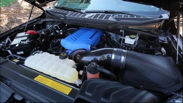 Двигатель способен выдавать фантастическую мощность в 775 л.с.