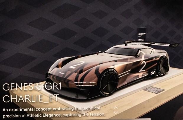 Genesis Vision Gran Turismo