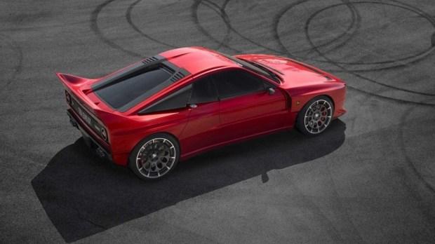 Новая жизнь Lancia 037