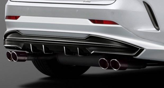 Lexus NX получил ряд примочек от TRD