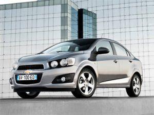 Сборка Chevrolet Aveo на ГАЗе начнется в феврале