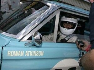 Роуэн аткинсон попал в аварию