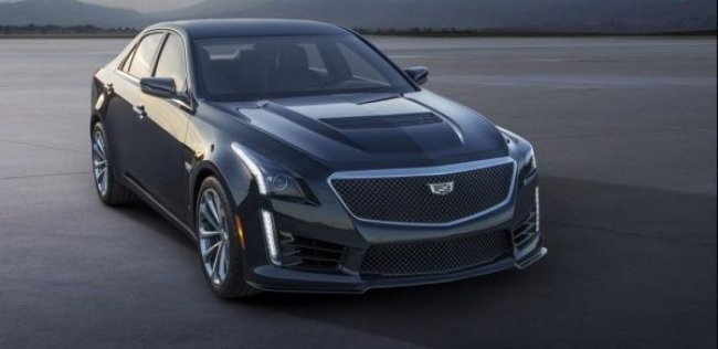 «Горячие» модели Cadillac станут полноприводными гибридами