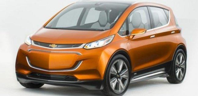Chevrolet запустит в производство бюджетный электрокар