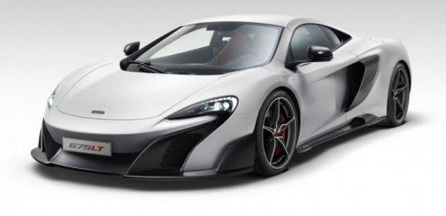 McLaren показал самую мощную версию суперкара 650S