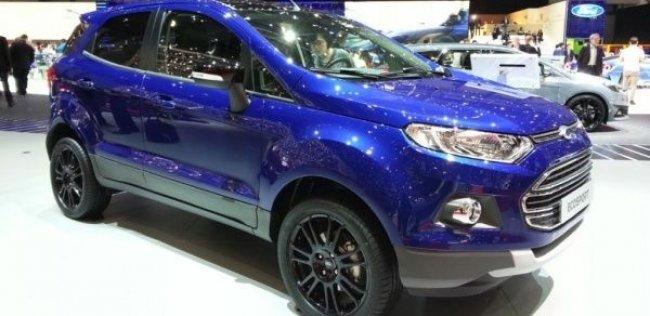 Ford обновил кроссовер EcoSport