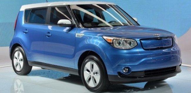 Kia Soul EV признали самым экологичным автомобилем года