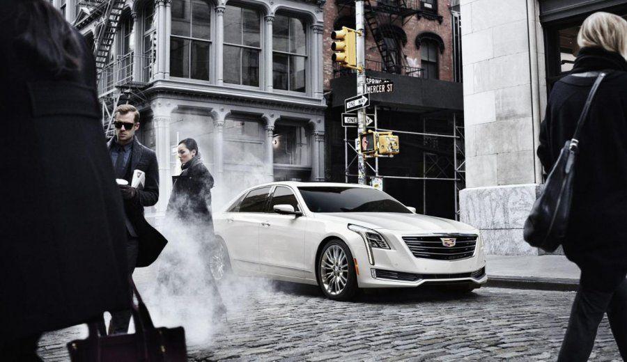 Первый экземпляр нового флагмана Cadillac уйдет с молотка 643