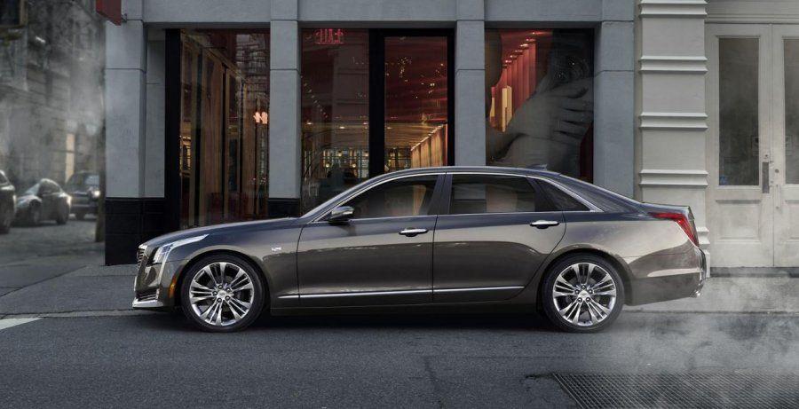 Первый экземпляр нового флагмана Cadillac уйдет с молотка 59