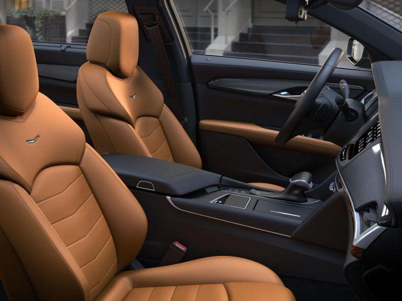Первый экземпляр нового флагмана Cadillac уйдет с молотка 735