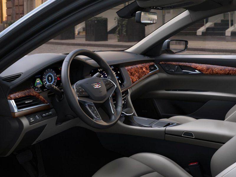 Первый экземпляр нового флагмана Cadillac уйдет с молотка 104