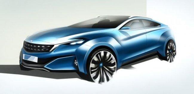 Nissan и Dongfeng вместе создадут купе-кроссовер