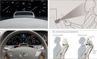 Pre-Crash Safety System (PCS)