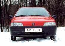 Маленький автомобиль с большим пробегом (100000 км на Peugeot 106). (Peugeot 106) - фото 1