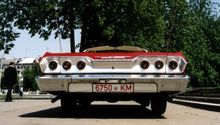 Dream car (Chevrolet Impala) - фото 4