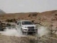 Toyota Land Cruiser Prado Off-Road
