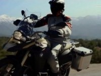 BMW F 800 GS Adventure на асфальте