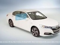 Превью Honda Accord Plug-In Hybrid