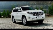 Промо-видео Toyota Land Cruiser Prado