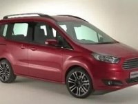 Обзор Ford Tourneo Courier