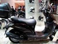Yamaha D'elight на выставке EICMA 2013
