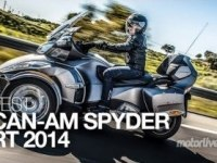 Тест Can-Am Spyder RT Limited