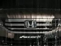 Реклама Honda Accord