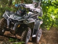 Тест BRP Can-Am Outlander L