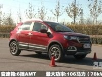 Обзор Great Wall Haval H1