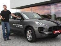 Тест-драйв Porsche Macan Turbo