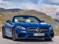 Промовидео Mercedes-Benz SL