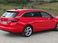 Opel Astra K Sports Tourer - первый взгляд