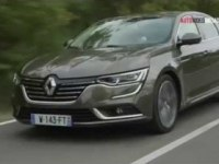 Проезды Renault Talisman Estate