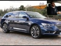 Тест Renault Talisman Estate