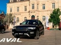 Проезды Great Wall Haval H7