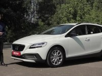 Тест-драйв Volvo V40 Cross Country