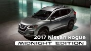 Обзор Nissan Rogue Midnight Edition