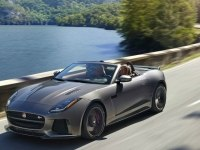 Обзор Jaguar F-Type SVR Convertible