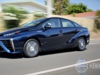 Toyota Mirai - обзор от Kelley Blue Book