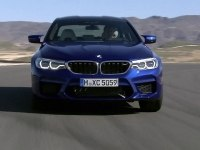 M5 on the track