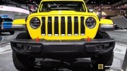 Jeep Wrangler Unlimited - экстерьер и инрерьер