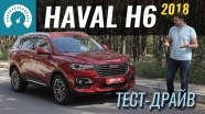 Тест-драйв Great Wall Haval H6