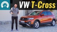 Тест-драйв Volkswagen T-Cross 2019