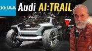 Франкфурт 2019: AI:Trail - электро-внедорожник Audi