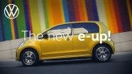 Промо видео Volkswagen e-up!