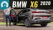 Тест-драйв кросс-купе BMW X6 (G06) 2020